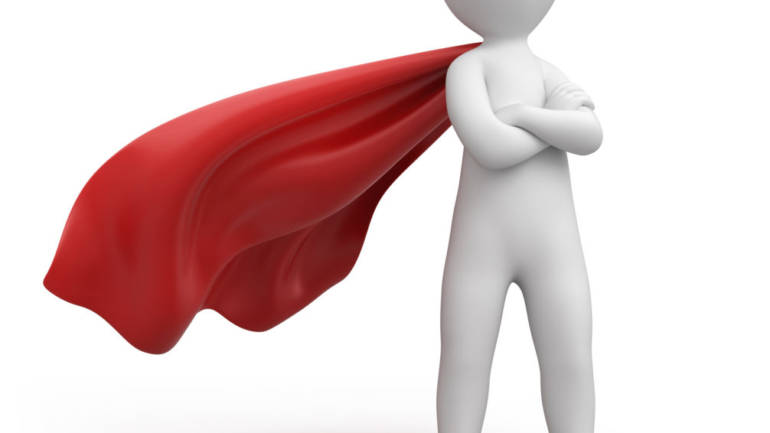 Becoming the Hero in Your Own Story