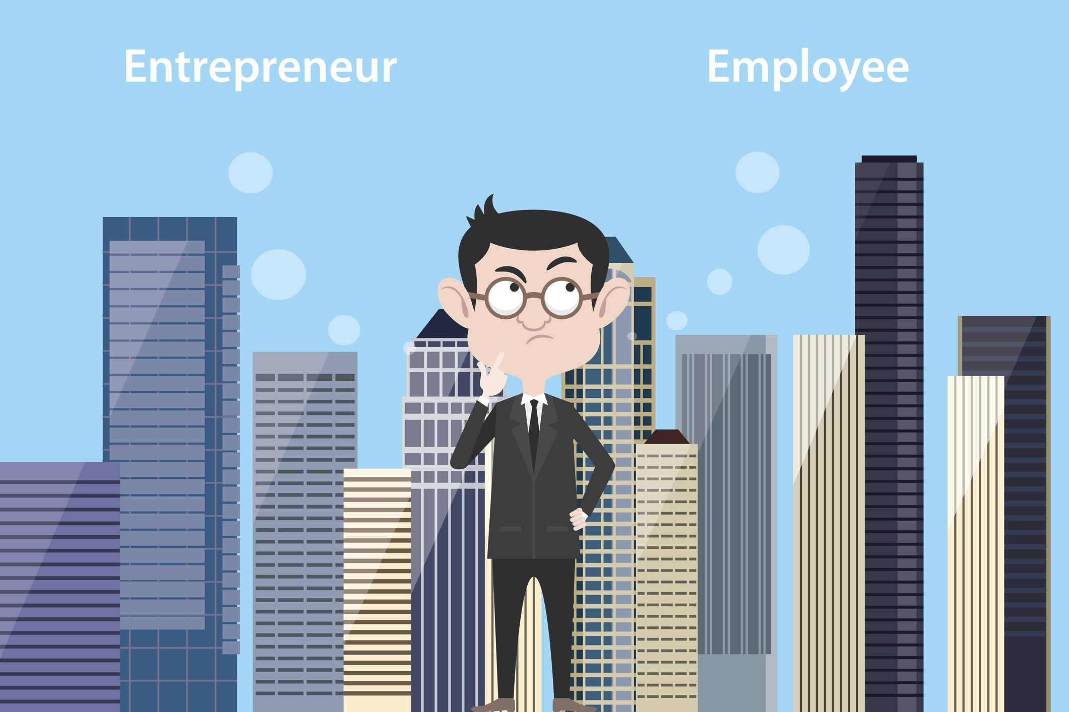 Launching a Start-up Business – When You Should vs Shouldn't