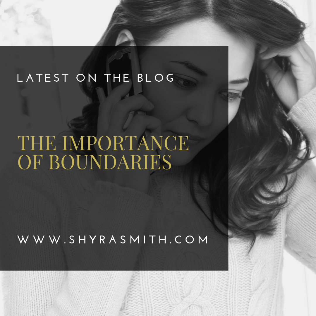 The Importance of Boundaries